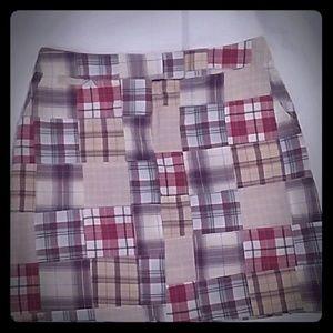 EUC Larry Levine Skirt